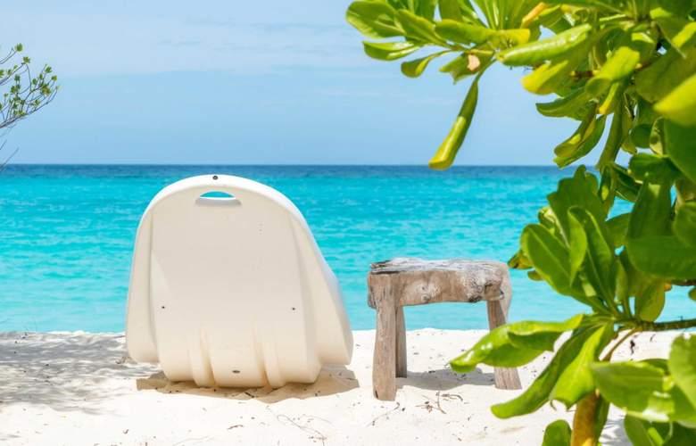 Palm Beach Resort & Spa Maldives - Beach - 24