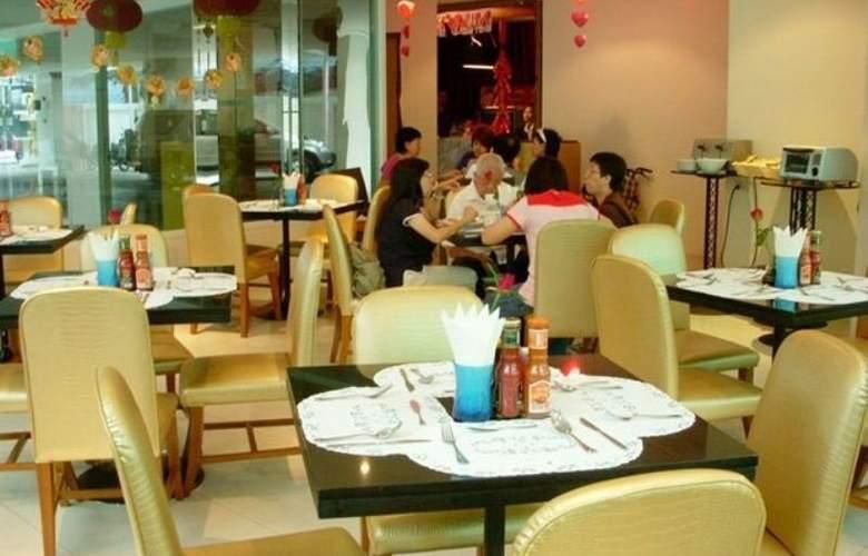 Tango Vibrant Living Place - Restaurant - 9