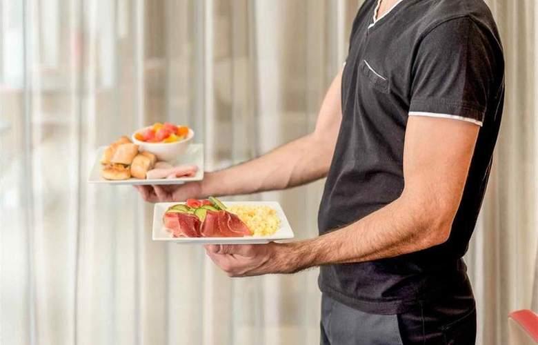 Ibis Esch Belval - Restaurant - 13