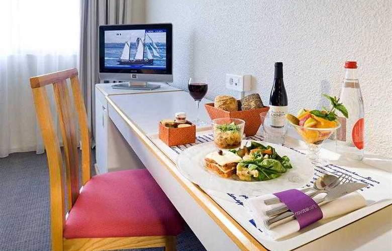 Kyriad Le Creusot Montchanin en Bourgogne - Hotel - 7