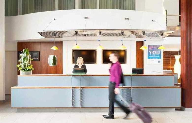 Novotel Lille Aéroport - Hotel - 15