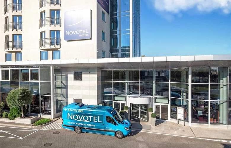 Novotel Warszawa Airport - Hotel - 12