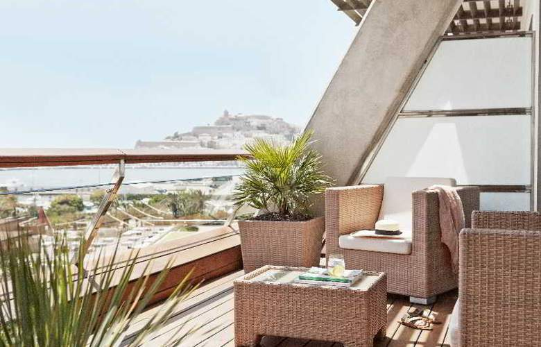 Ibiza Gran Hotel - Terrace - 13