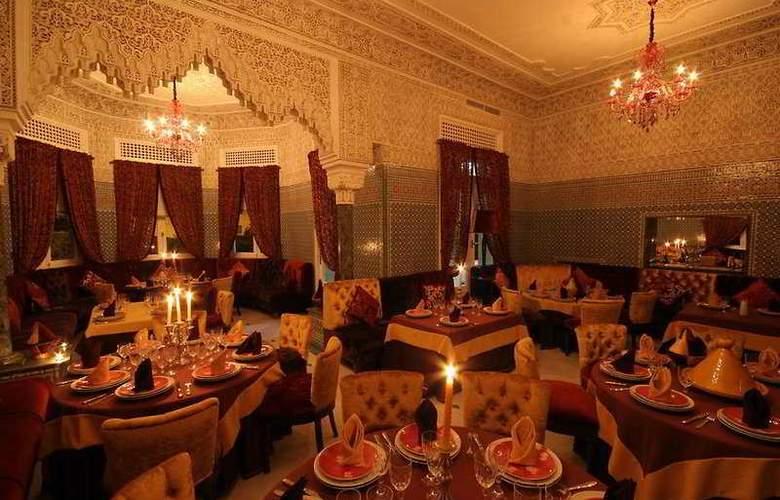 Jnane Sherazade - Restaurant - 8