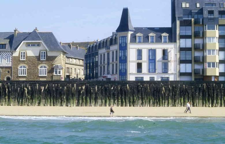 Mercure St Malo Front de Mer - Hotel - 0