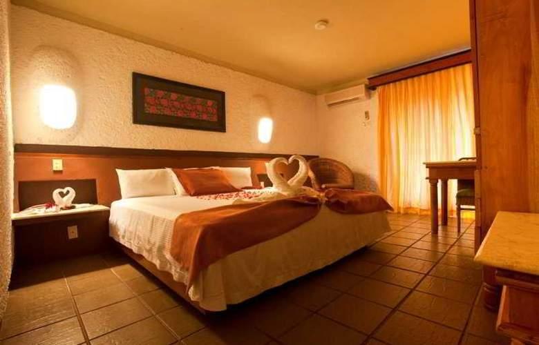 Ciudad Real Palenque - Room - 2