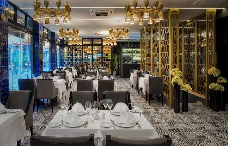 Sura Hagia Sophia Hotel - Restaurant - 64