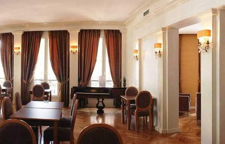 New Hotel Vieux Port - Restaurant - 3