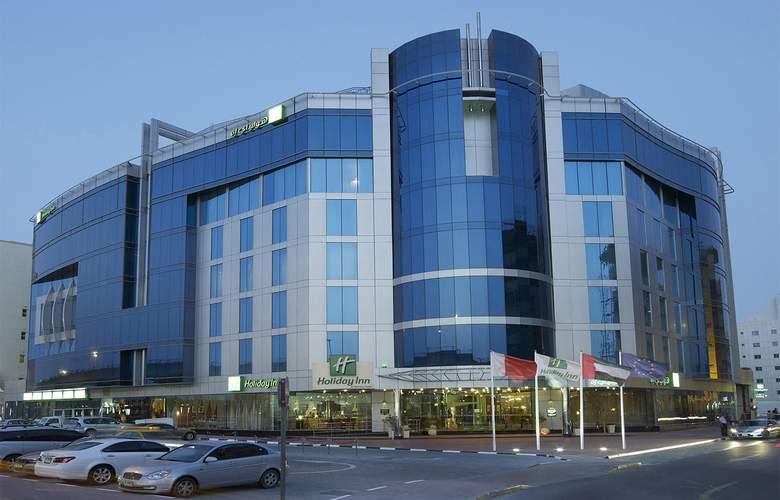 Holiday Inn Dubai Al Barsha - Hotel - 0