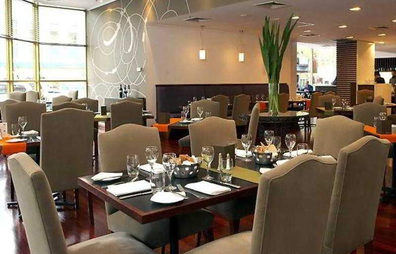 Melbourne Marriott - Restaurant - 5