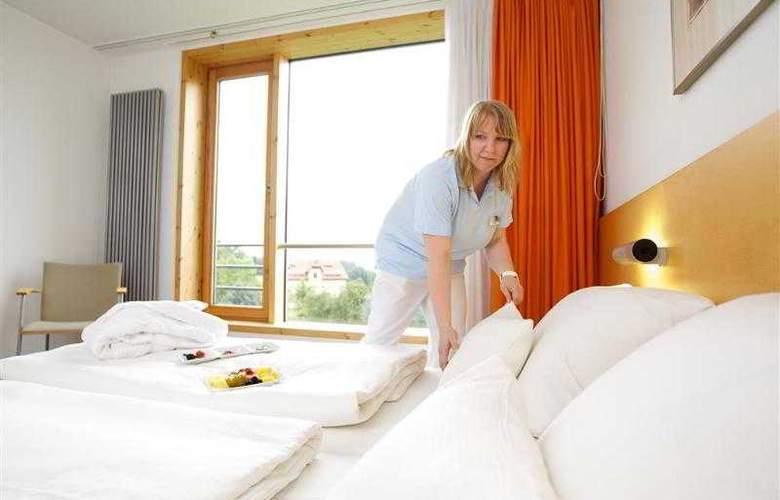 Best Western Hotel Am Schlosspark - Hotel - 19