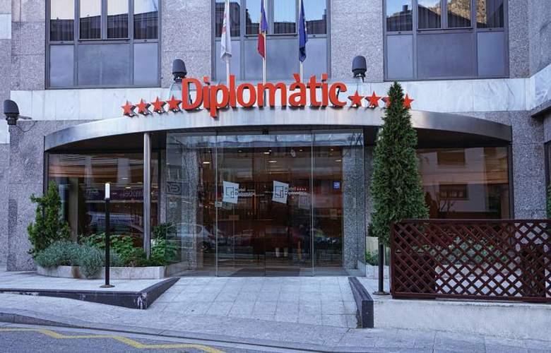 Zenit Diplomatic - Hotel - 8