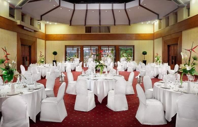 Hilton Yaounde hotel - Restaurant - 17