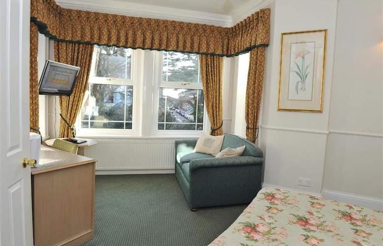 Best Western Montague Hotel - Room - 123
