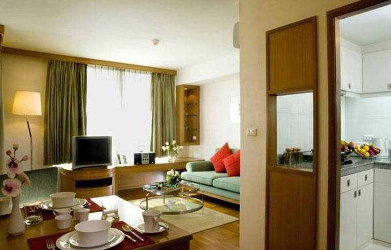 Centre Point Wireless Road Hotel & Residence - Room - 6