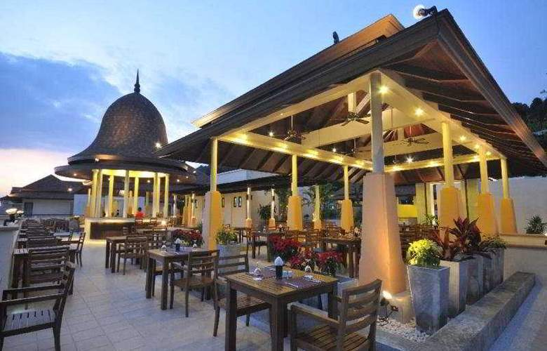 Aonang Cliff Beach Resort - Restaurant - 11