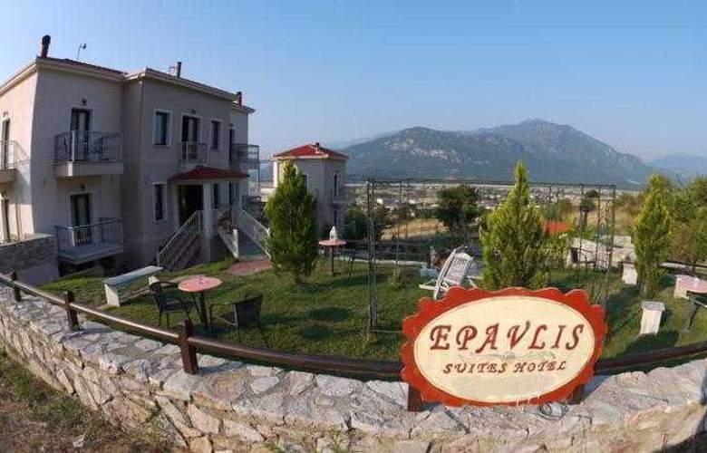 Epavlis - Hotel - 1