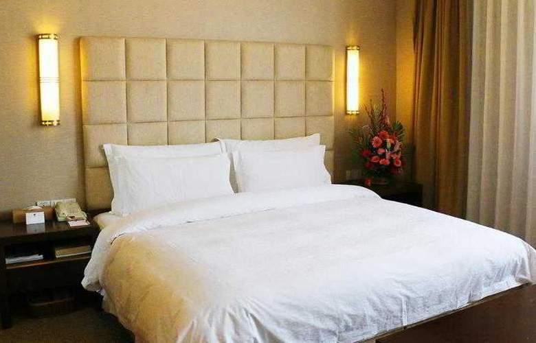 Best Western Fuzhou Fortune Hotel - Hotel - 21