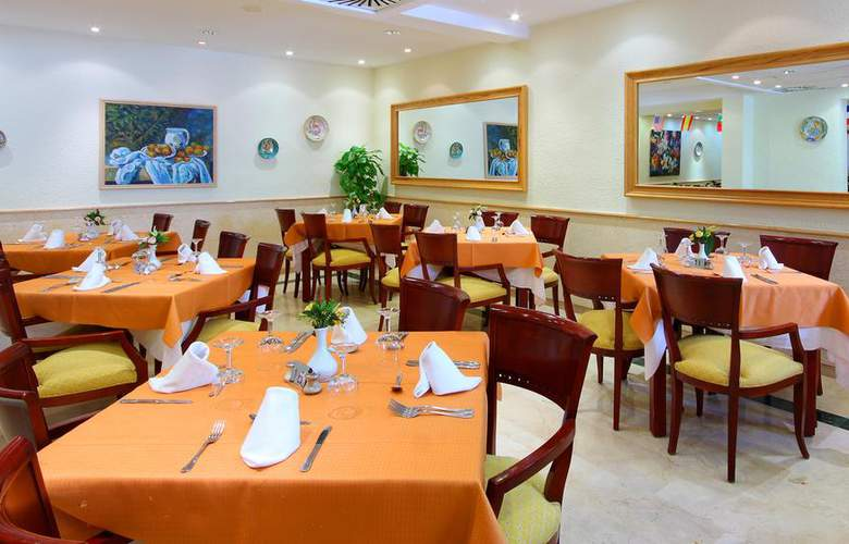 Valentín Paguera Hotel & Apartamentos Mallorca - Adults Only - Restaurant - 14