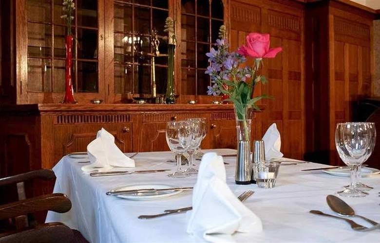 Mercure Banbury Whately Hall Hotel - Restaurant - 63