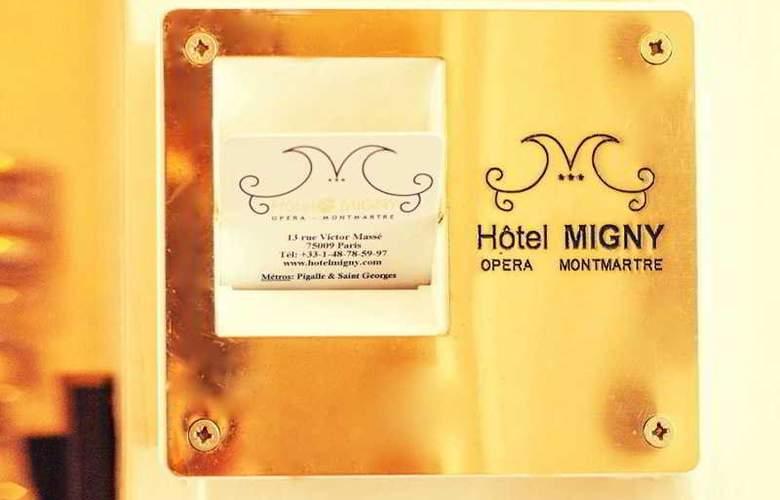 Migny Opera Montmartre - Room - 20