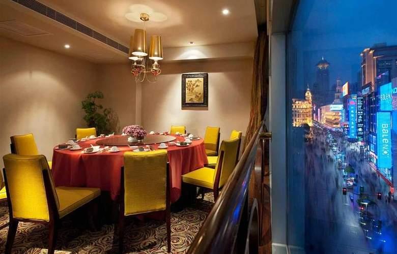 Sofitel Shanghai Hyland - Restaurant - 112