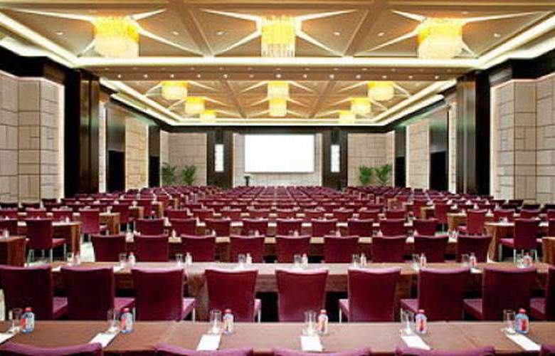 Sheraton Qiandao Lake Resort - Conference - 5