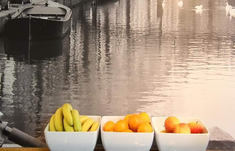 Bastion Amstel Amsterdam - Restaurant - 12