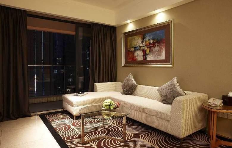 Dan Executive Apartment Guangzhou - Room - 9