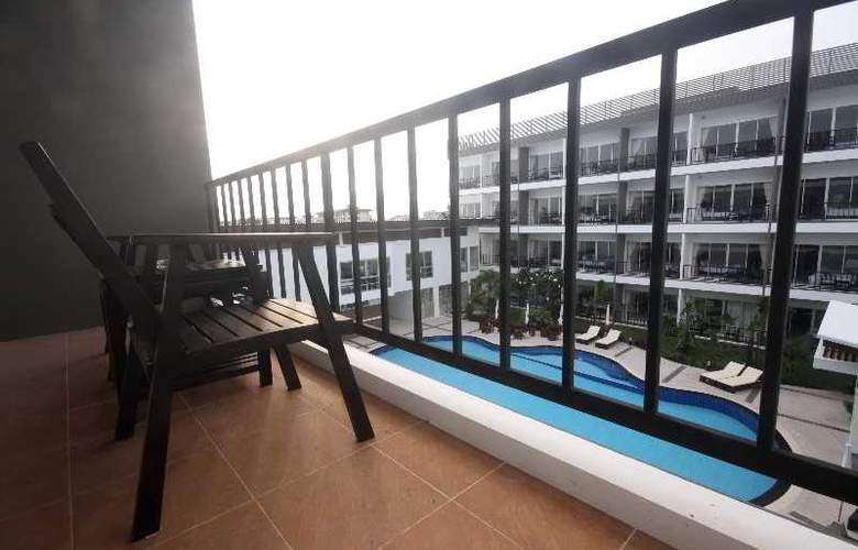 BS Residence Suvarnabhumi - Terrace - 11