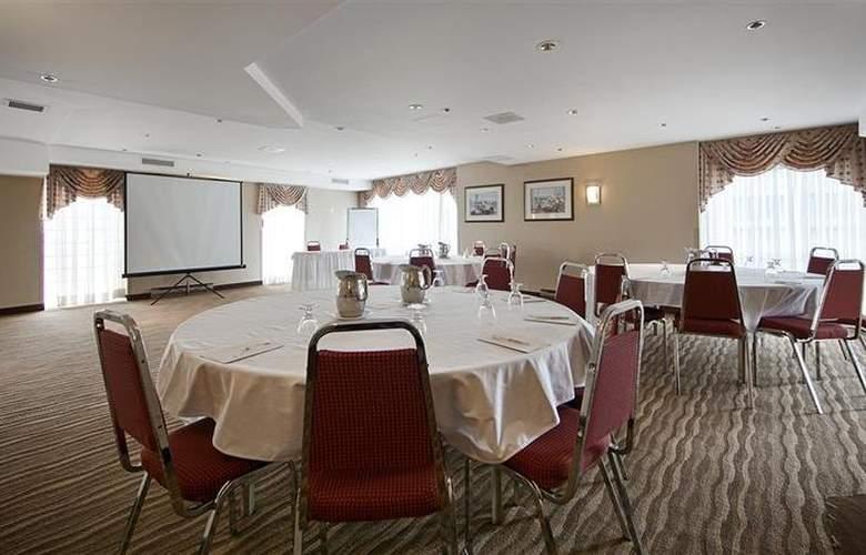 Best Western Ville-Marie Hotel & Suites - Conference - 43