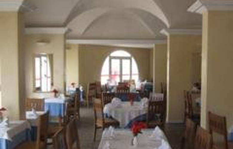 Jasmina Playa - Restaurant - 5