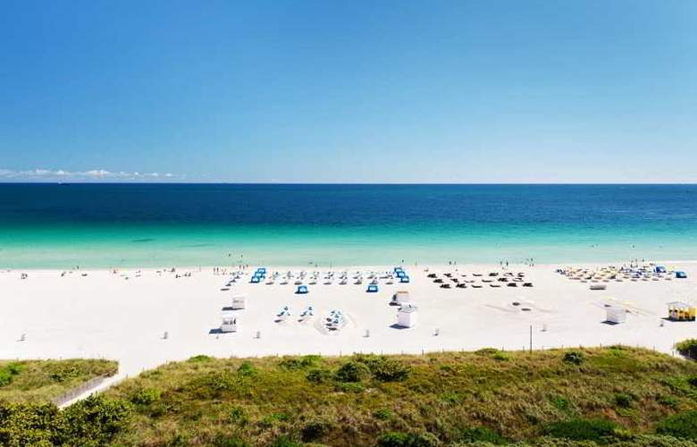 Marriott South Beach - Beach - 4