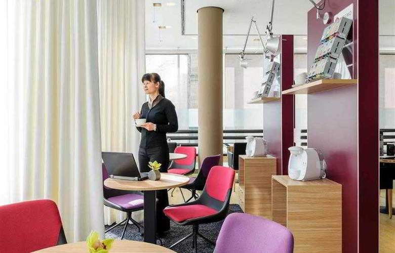 Mercure Berlin City - Hotel - 42