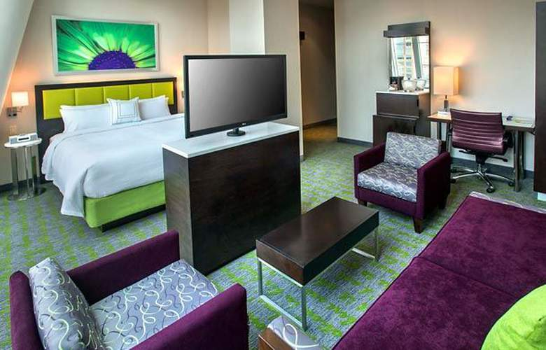 SpringHill Suites New York Midtown Manhattan/Fifth Avenue - Room - 1