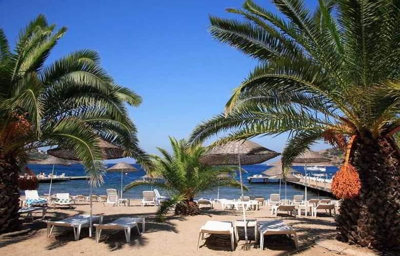 Princess Artemisia Hotel - Beach - 4