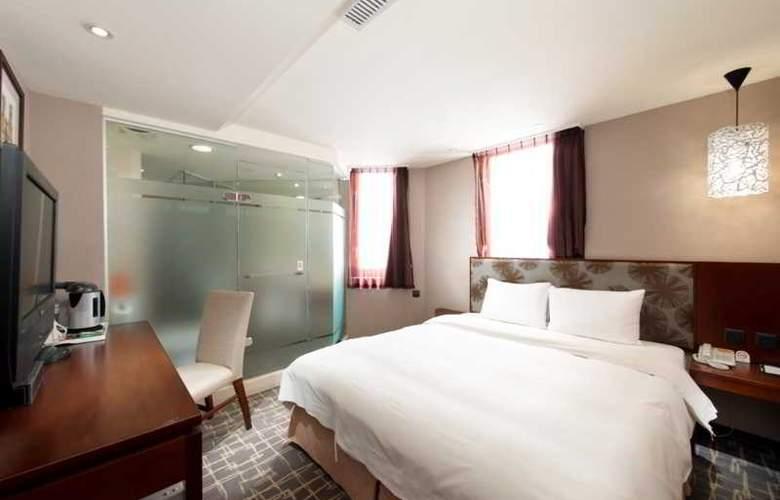 Orange Hotel-Guanqian, Taipei - Room - 8