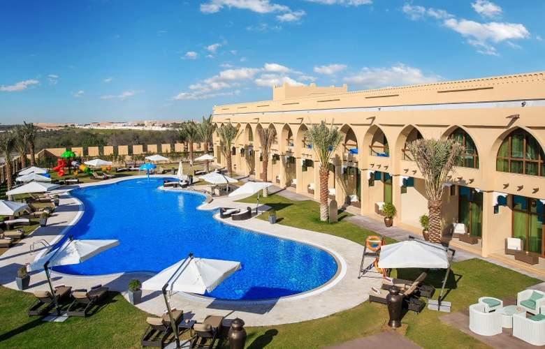 Western Madinat Zayed - Pool - 3