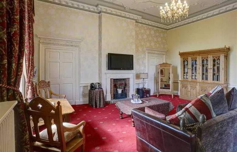 Best Western Walworth Castle Hotel - Hotel - 26