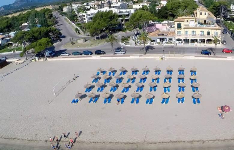 Galeon Suites - Beach - 3