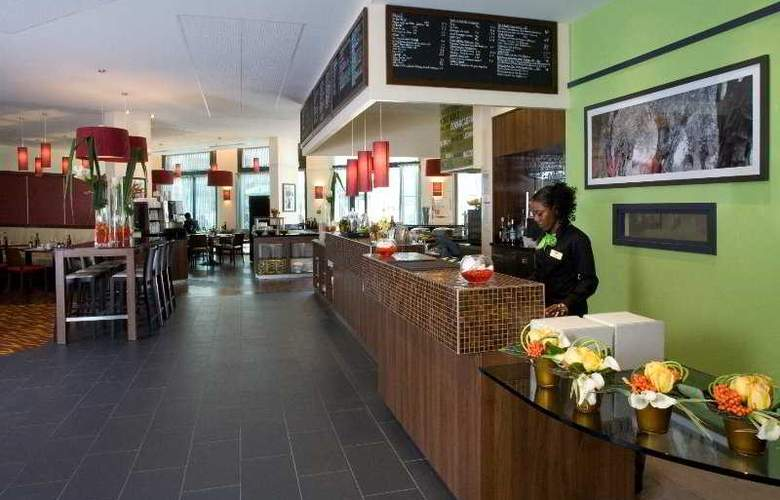 Courtyard by Marriott Paris Saint Denis - Restaurant - 4