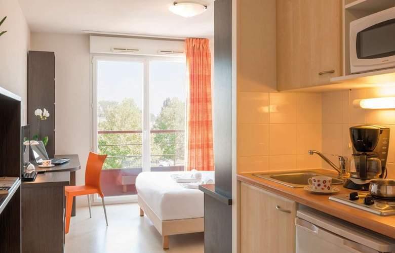 Park&Suites Appart'City Saint-Etienne Saint Priest en Jarez - Room - 3