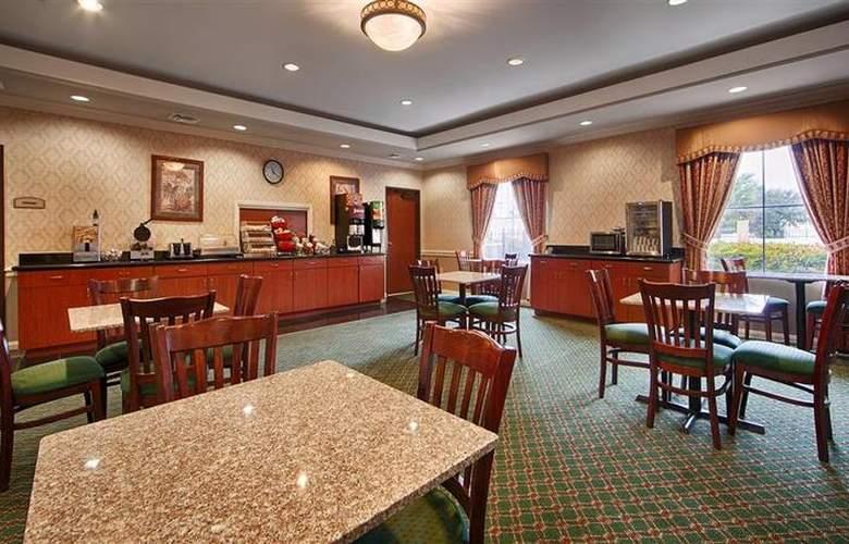 Best Western Fountainview Inn&Suites Near Galleria - Restaurant - 65