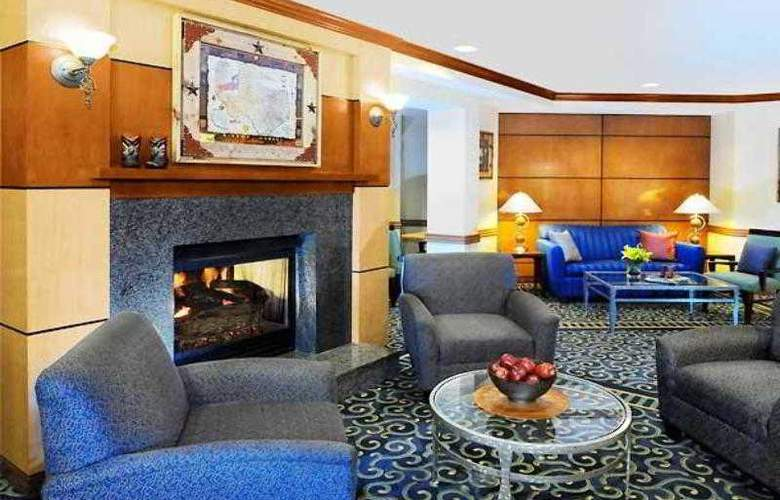 SpringHill Suites Fort Worth University - Hotel - 1