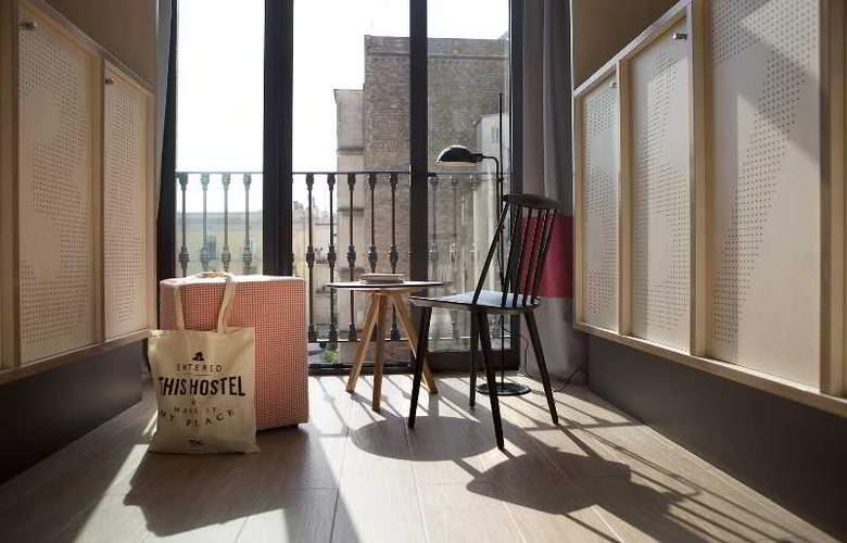 Toc Hostel Barcelona - Room - 5