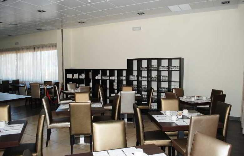 Alcalá Plaza - Restaurant - 24