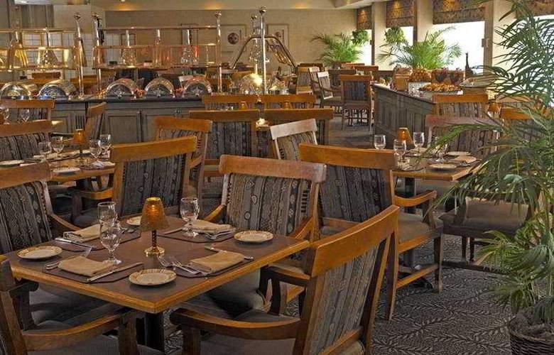 Sheraton Lake Buena Vista Resort - Restaurant - 4