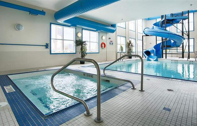 Best Western South Edmonton Inn & Suites - Pool - 134