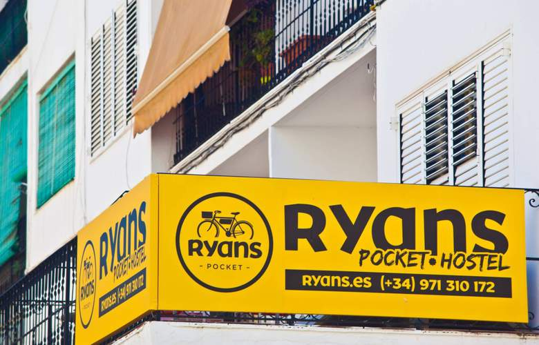 Ryans Pocket Hostel - Hotel - 0