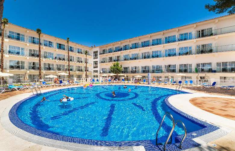 Globales Playa Estepona - Pool - 31
